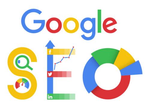 سئو طراحی سایت خانه google seo new