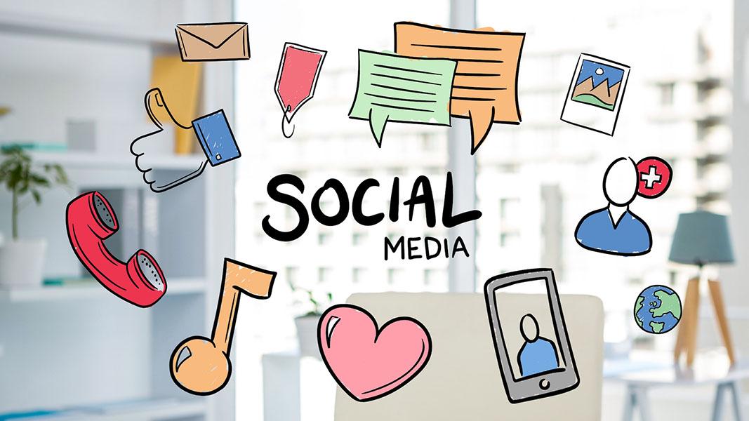بازاریابی شبکه های اجتماعی  بازاریابی شبکه های اجتماعی social media